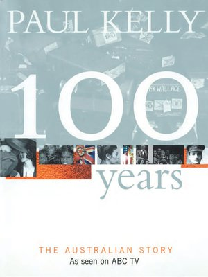cover image of 100 Years